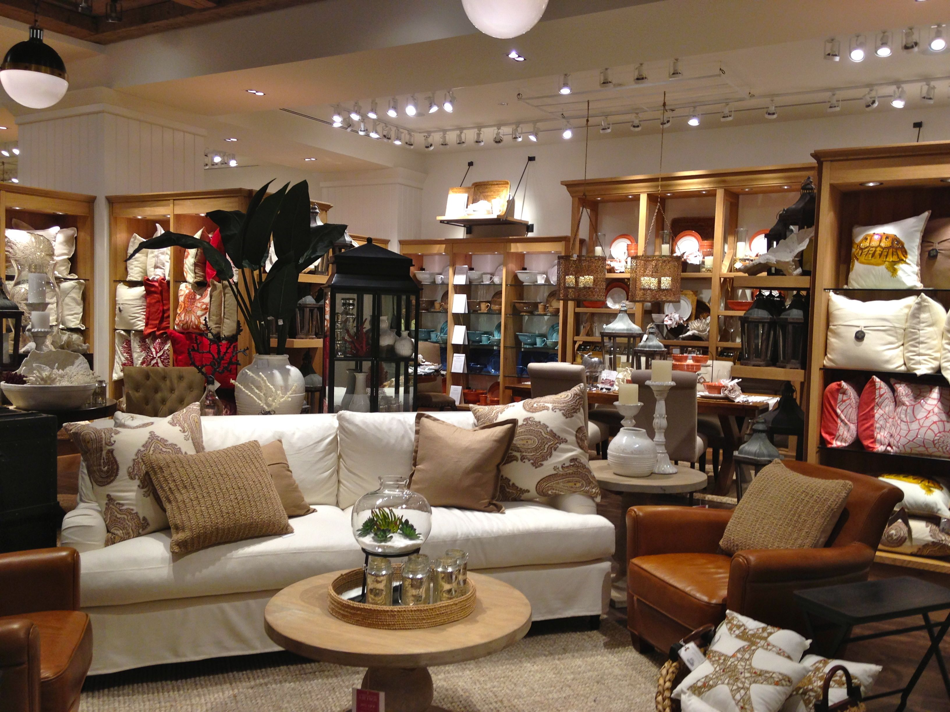 Pottery Barn Prettiness Ellen